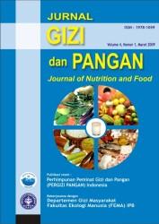 Hasil gambar untuk jurnal gizi dan pangan